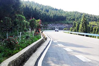 貴州省遵義市G326-鳳岡天河橋至雷打樹公路改擴建工程二
